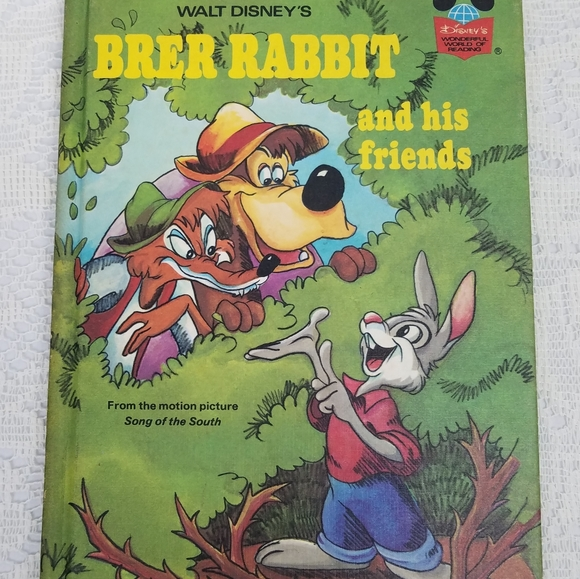 Disney Other - 1973 Walt Disney's Brer Rabbit and His Friends